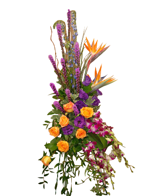 Standing Spray Tropical